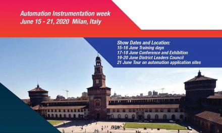 Si apre il sipario su Automation Instrumentation Summit 2020