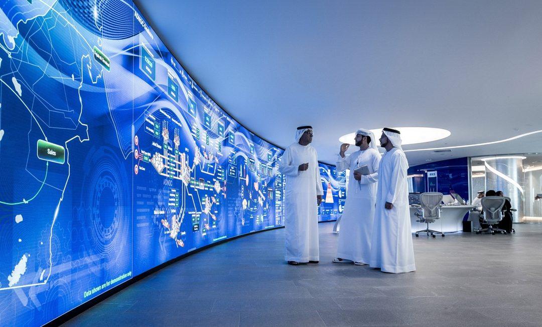 Il nuovo petrolio di Abu Dhabi? La trasformazione digitale