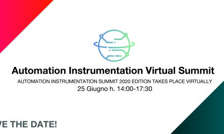 Automation Instrumentation Virtual Summit 25 Giugno